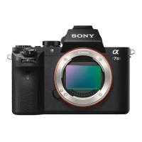 α7 II Full Frame Mirrorless Camera