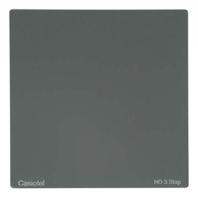 ND 3 Stop (ND8) Casiotel 100x100 Glass