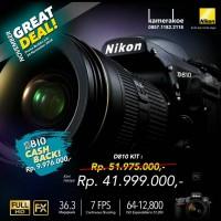 Nikon D810 Kit AF-S VR 24-120mm f/4G ED
