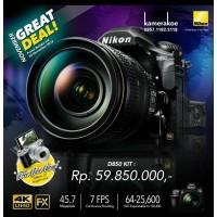 Nikon D850 Kit AF-S VR 24-120mm f/4G