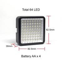 LED Lamp 64 Casiotel