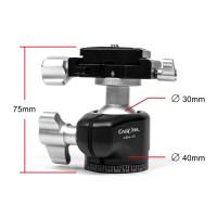 Casiotel CBH-30 Ballhead - Panning Clamp