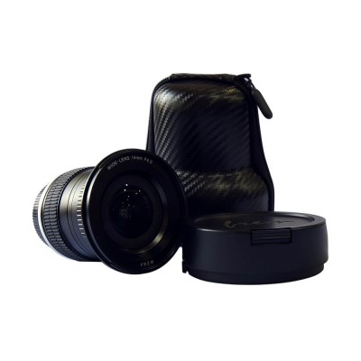 Lensa Frem for Canon 14mm f/4.0 Wide Macro 1:1